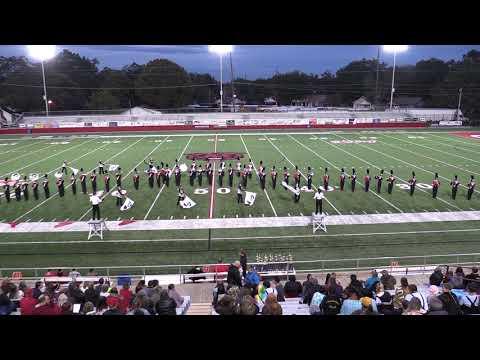 Mena High School Marching Band 10-16-18