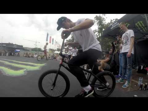 Moscow City Games 2017 - BMX Flatland - Final