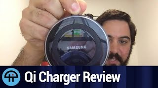 Best Qi Wireless Chargers - Review of Samsung & Spigen Chargers