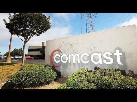 Comcast Holding Your WiFi Hostage - 2015