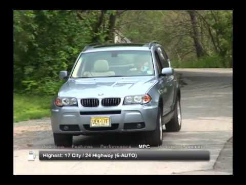 2009 BMW X3 Used Car Report