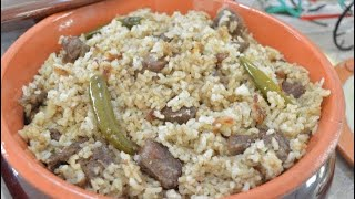 ঢাকাইয়া বিফ তেহারি ।। Dhakaia Beef Tehari || Old Dhaka Style Beef Tehari