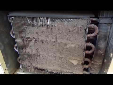clean condensor