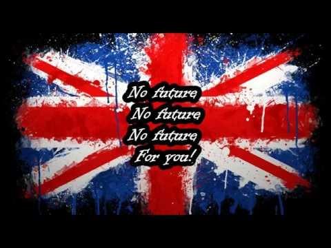 Motörhead  God Save The Queen lyrics