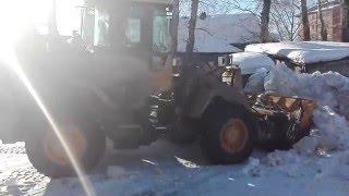 Очистка и вывоз снега Сыктывкар ООО Мегаполис