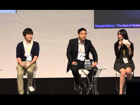 "beLAUNCH2012_Founder Stories: ""The Best of Mobile Apps"""