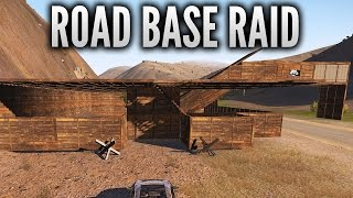 arma 3 exile takistan road base raid safe hacking part 33