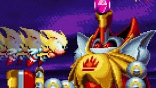 Sonic Mania - Secret Final Boss & True Ending