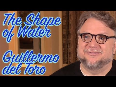 DP30: The Shape of Water, Guillermo del Toro