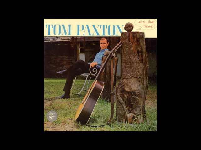 Tom Paxton - Lyndon Johnson Told the Nation