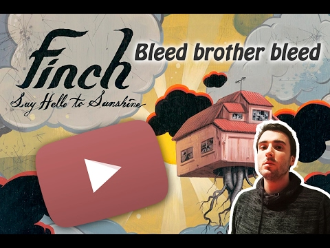 FINCH - BROTHER BLEED BROTHER (Drum cover by Charles Sticks)