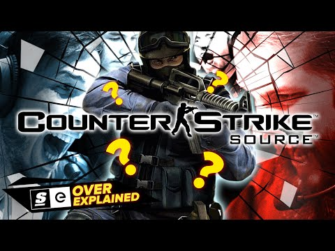 Counter-Strike's Civil War: Was Source Really THAT Bad? | OverExplained