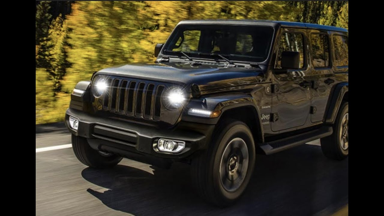 2021 Jeep Wrangler Up For An Exciting Mid Cycle Refresh Youtube