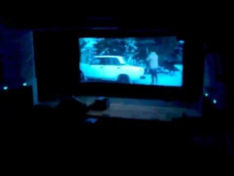 Кинотеатр Юбилейный, пробный показ