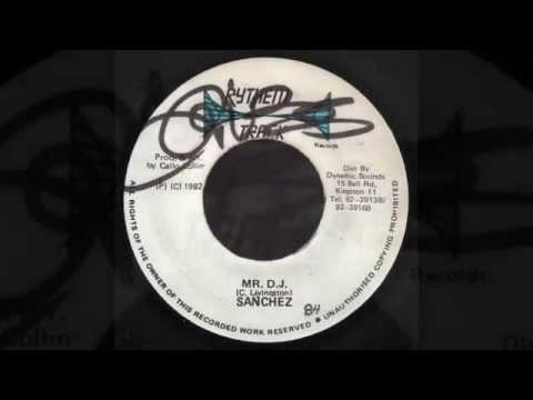 Mr. D.J. [7 inch] - Sanchez