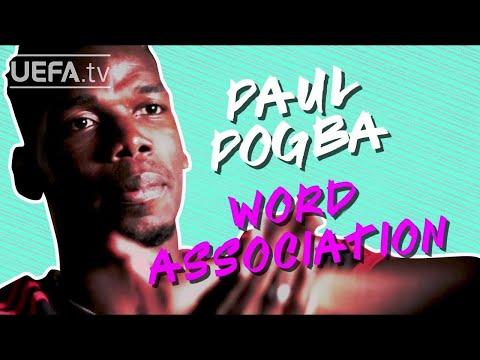 PAUL POGBA plays