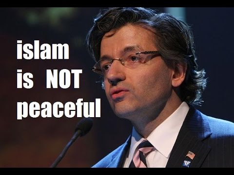 Dr  Zuhdi Jasser refutes Obama's claim that isis is not islamic