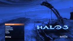 Halo 3 Main Menu Music - HD 1080p
