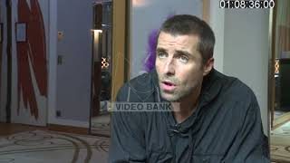 Liam Gallagher - 118, Paris, September 20, 2017 (Interview and songs)