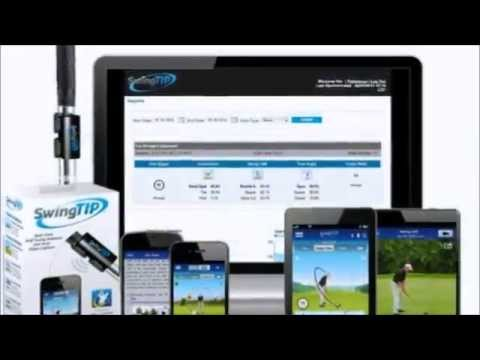 SwingTIP Golf Swing Analysis & Coaching System Overview