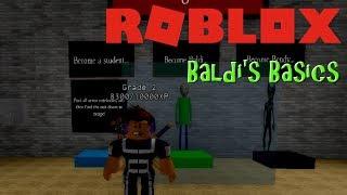 Roblox Baldi's basics/Easter egg