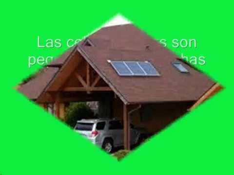 Casa ecologica de paneles solares youtube - Paneles solares para abastecer una casa ...