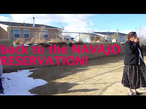 Back to The Navajo Reservation | Crownpoint, NM