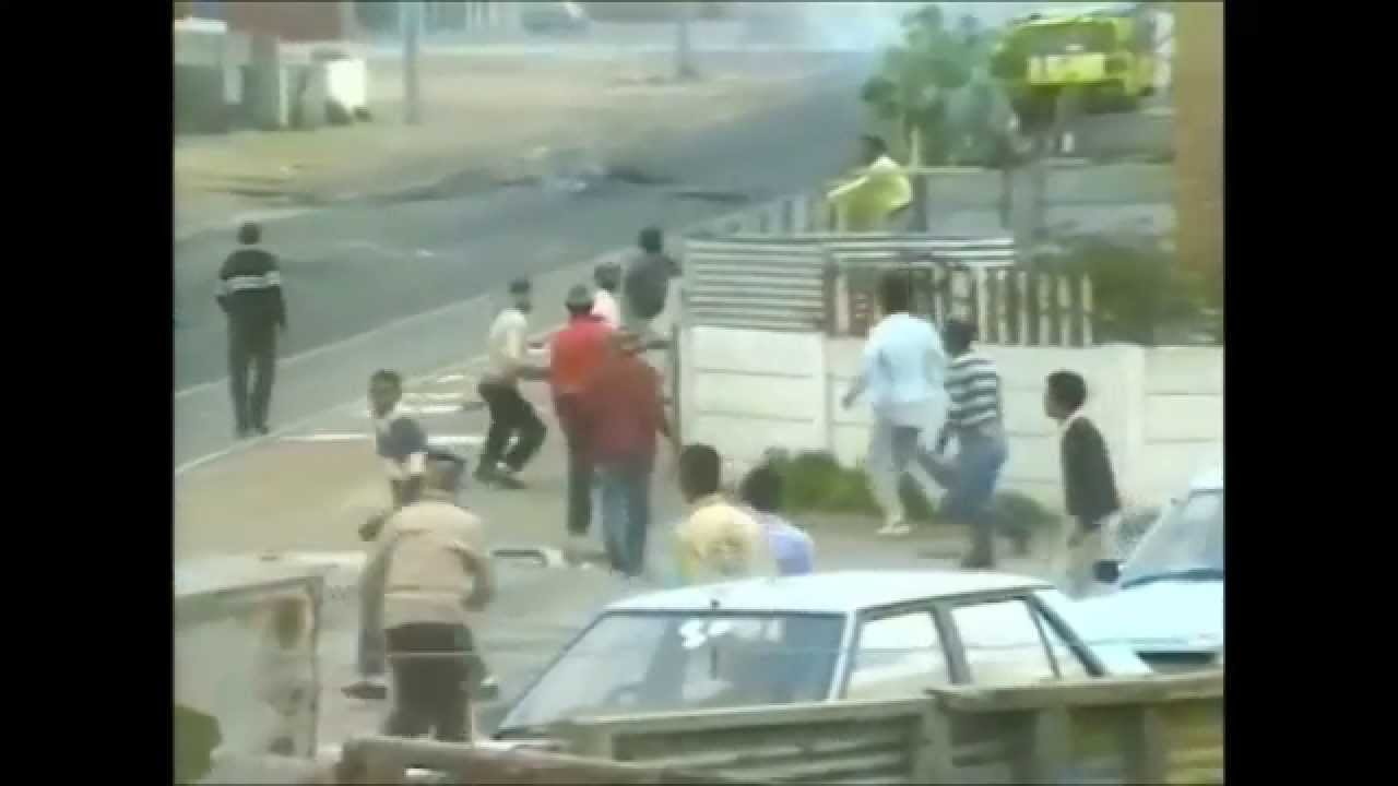 South African Police memories