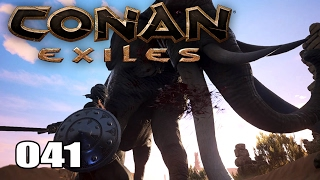 CONAN EXILES [041] [Vom Elefant überrannt] [Multiplayer] [Deutsch German] thumbnail