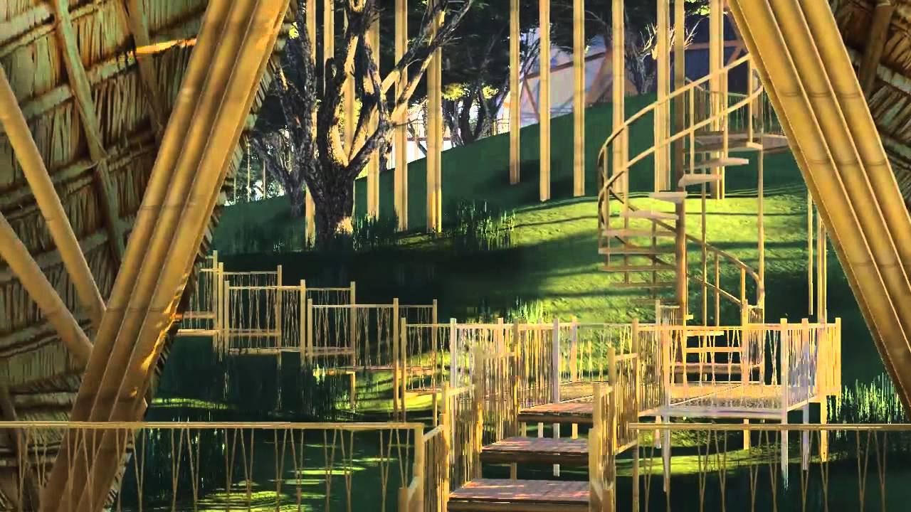 thesis 2011 (bamboo structure) - youtube