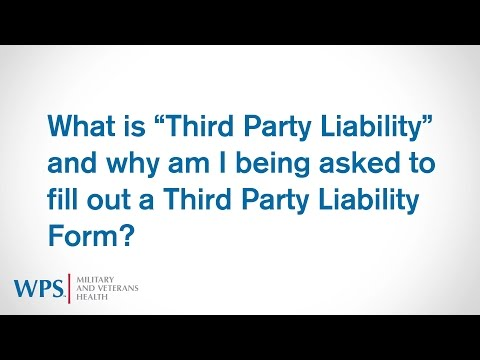 TRICARE4u FAQs - Third Party Liability