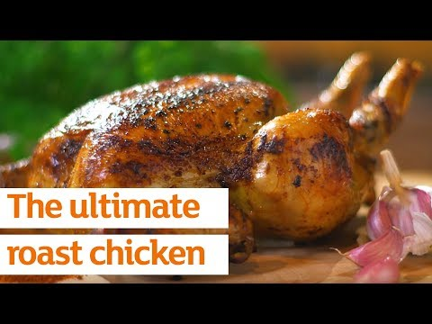 How To Cook The Ultimate Roast Chicken With Rejina