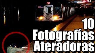 10 Fotografías perturbadoras tomadas segundos antes de una tragedia | La muerte en cámara