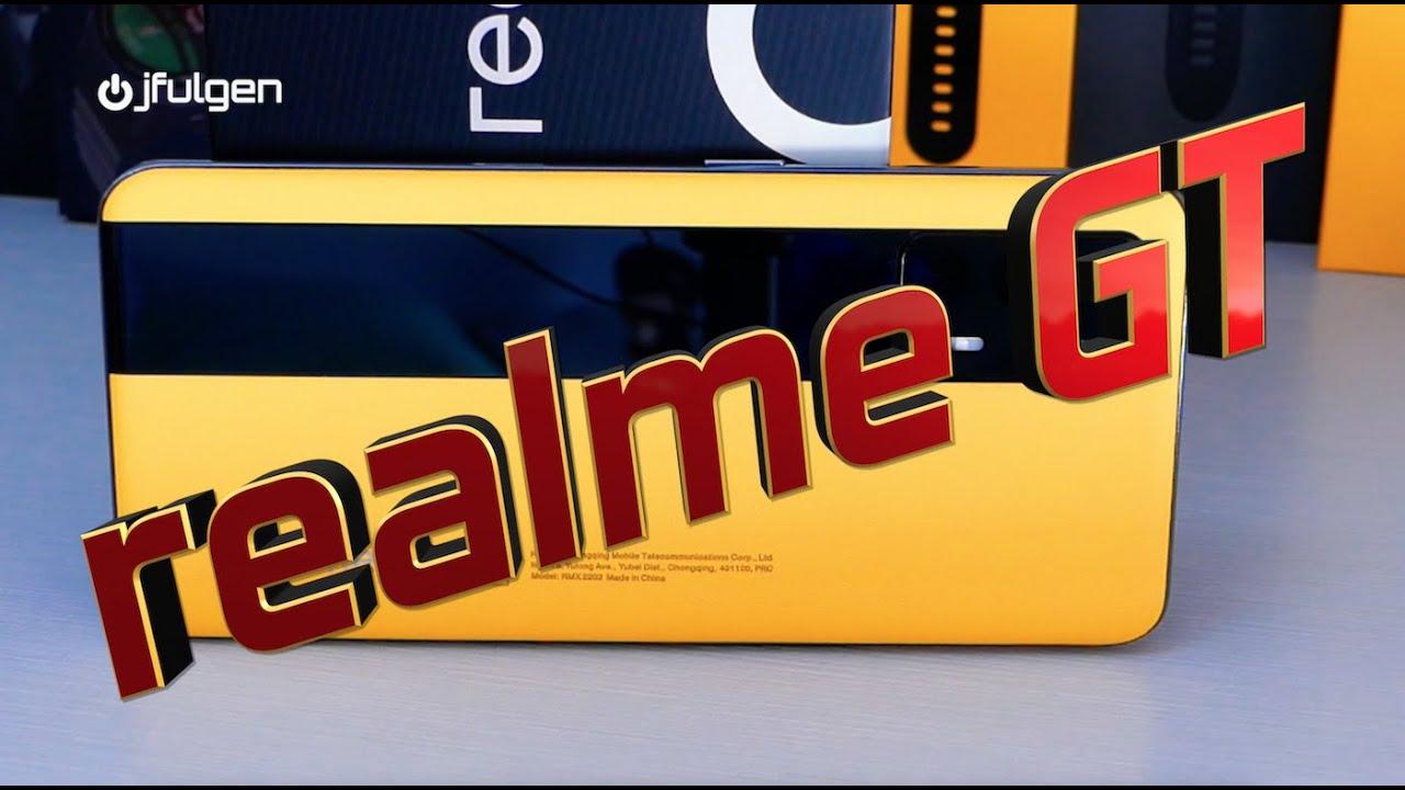 📱 Realme GT 📱 Conclusión 😃👍