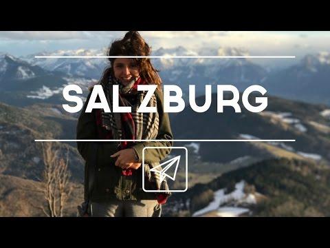LUGAR MAIS FOFINHO DO MUNDO | SALZBURG e HALLSTATT - ÁUSTRIA | EUROPE TRAVEL DIARY