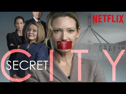 secret city serie