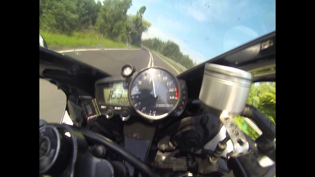 YAMAHA R1 ON BOARD POLAND