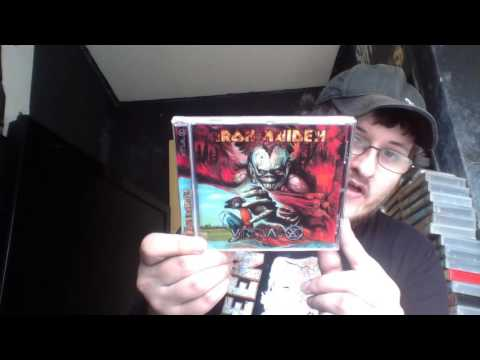 CD Collection: Iron Maiden