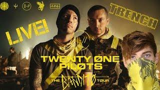 Twenty One Pilots Bandito Tour Concert Live