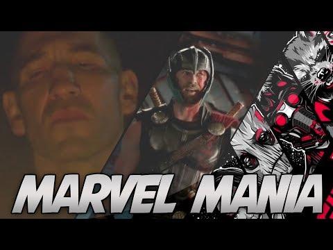 Marvania [Marvel Mania] Pilot #0 | Guradians of the Galaxy Manga & Captain Samurai?!