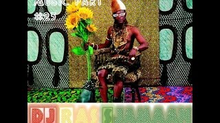 Afro Tribal Deep House Music #23 mixed by DJ Ras Sjamaan
