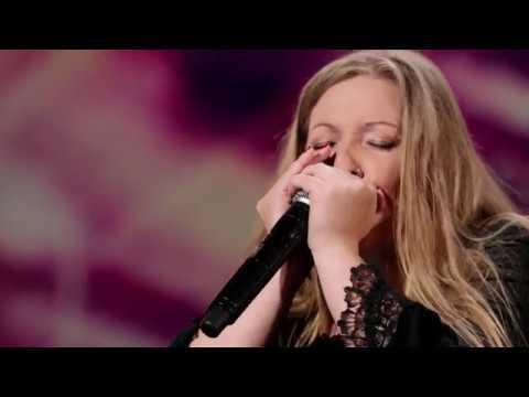 Uczestniczka została nazwana Janis Joplin harmonijki ustnej! Jej występ to MAGIA! [Mam Talent!]