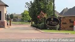 St. Charles Court Subdivision Neighborhood Bossier City, LA