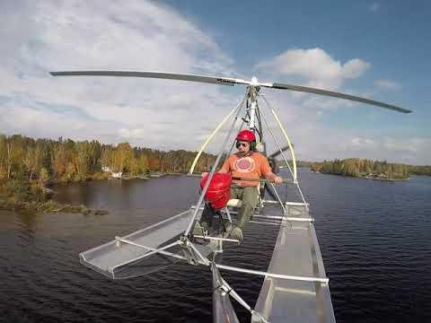 Preston Scott - WATCH! A Flying Pontoon Boat?