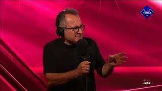 Luigi Roccotelli interviene in diretta su Radionorba TV