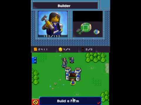 Lego Battles (Nintendo DS) Gameplay