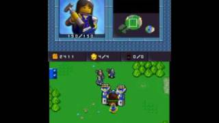 Lego Battles (Nintendo DS) Gameplay