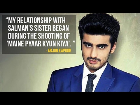 Confessions by Arjun Kapoor