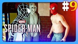 ЖГУЧАЯ ВЕЧЕРИНКА! ✅ Marvel's Spider-Man PS4 (2018) Прохождение #9