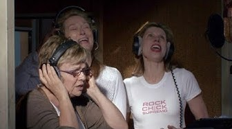 Becoming a Singer    Mamma Mia! Special Features